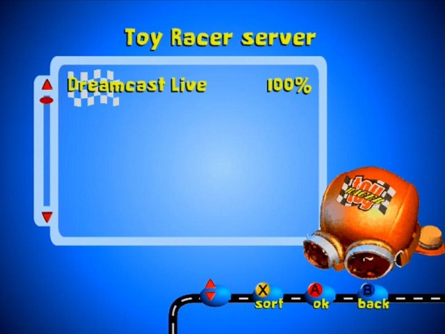 Toy Racer Now Works via Dial-Up