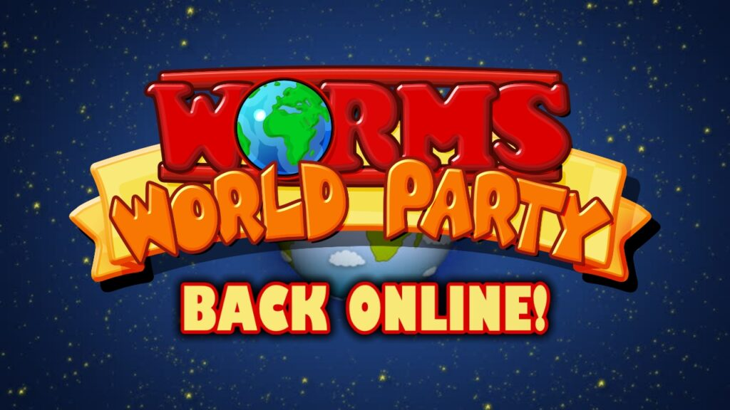 Worms World Party Is Back Online!
