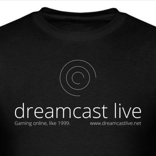 Dreamcast Live T-Shirts!