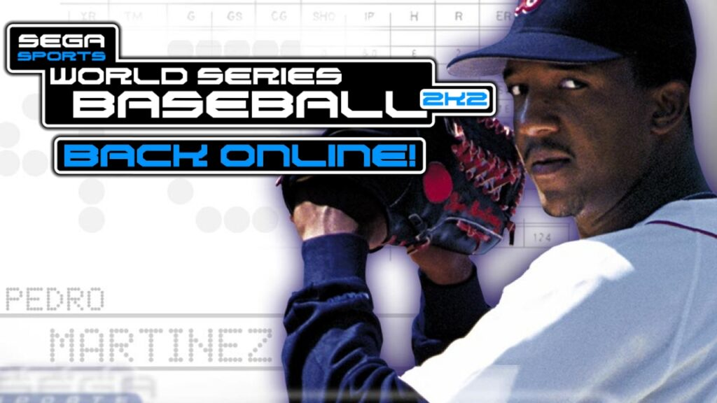 World Series Baseball 2K2 Is Back Online!