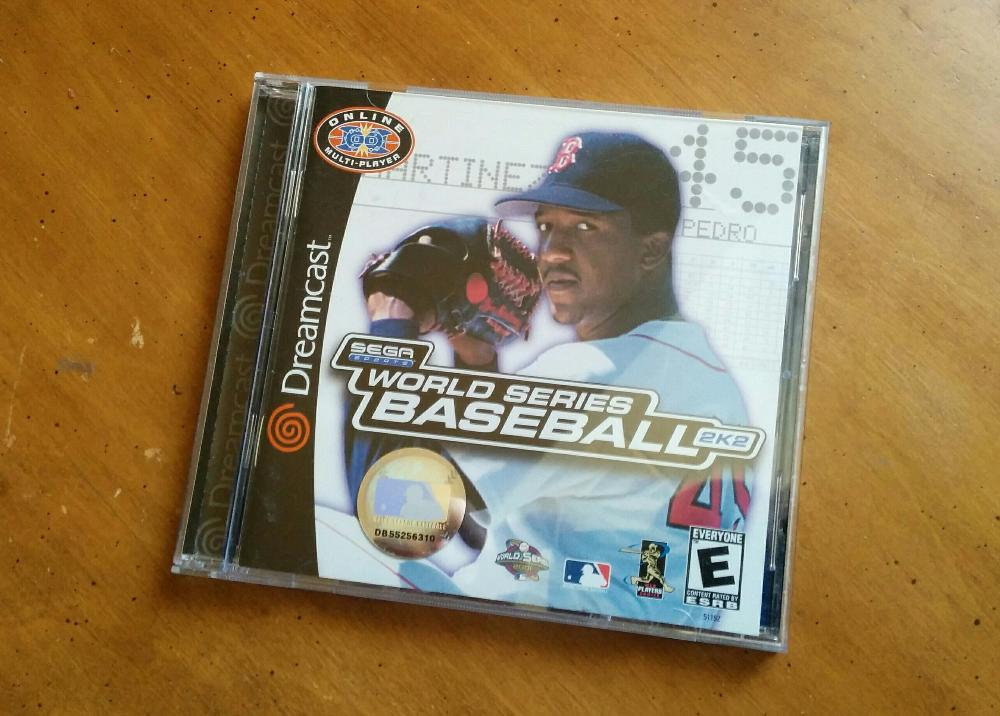October '20 Giveaway: World Series Baseball 2K2 (Update: Winner Chosen!)
