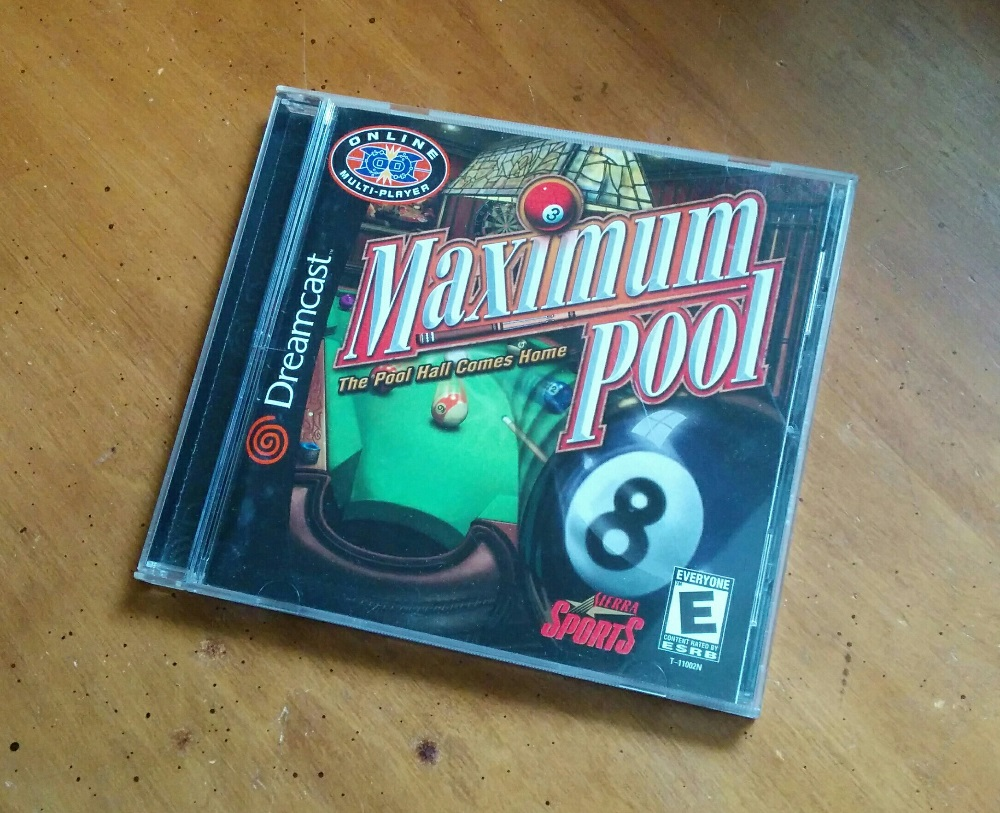 June '18 Giveaway: Maximum Pool (Update: Winner Chosen!)
