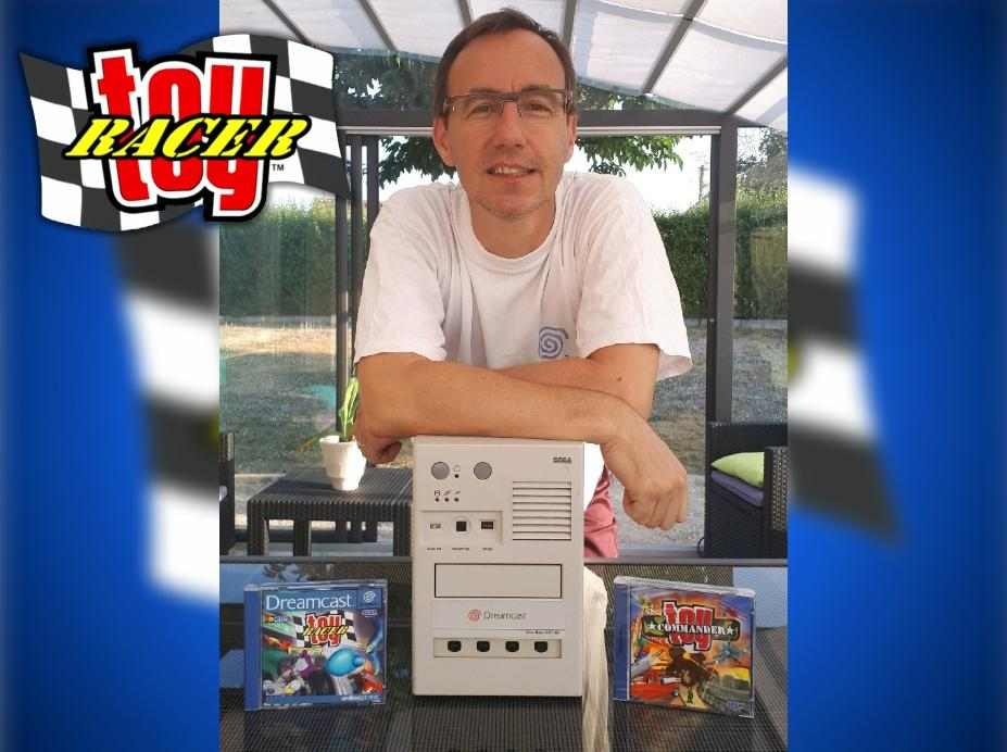 Interview with Frantz Cournil, Toy Racer Project Manager