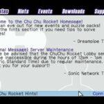 ChuChu Rocket! Website Restored!