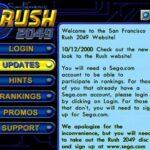 San Francisco Rush 2049 Website & Rankings Restored!