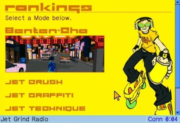 Jet Grind Radio Competition! Win Prizes!