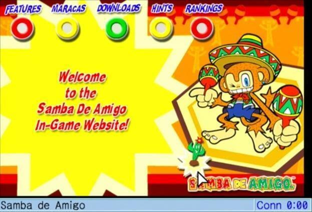 Samba de Amigo Website & Rankings Restored!