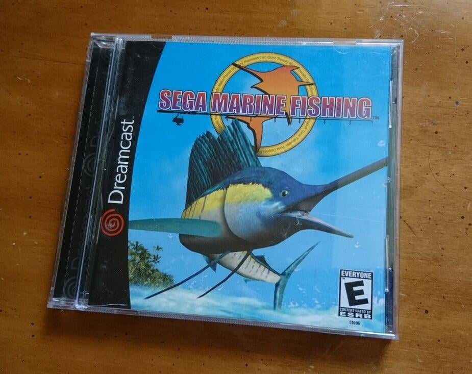 July '19 Giveaway: Sega Marine Fishing (Update: Winner Chosen!)