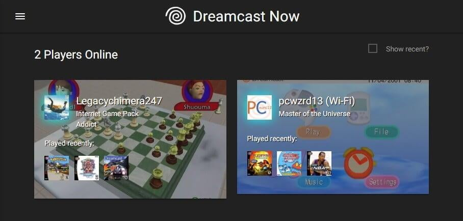 Dreamcast Now August '19 Update