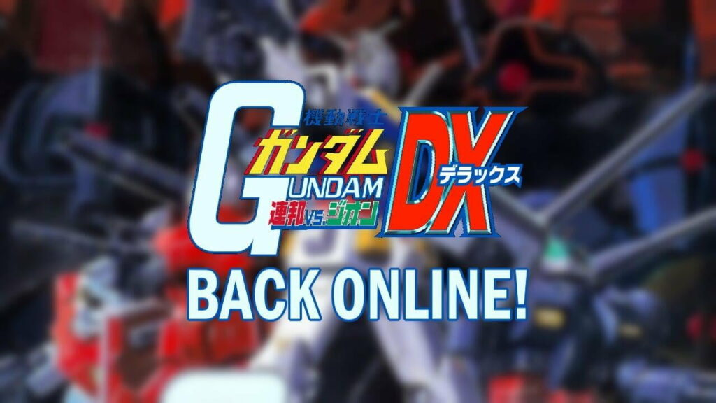 Mobile Suit Gundam: Federation vs. Zeon & DX Is Back Online!