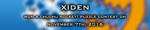 ChuChu Rocket! Puzzle Contest – Winner Announced!